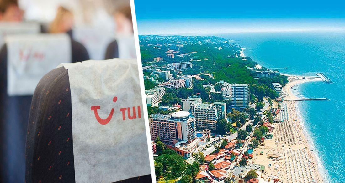 TUI Group свернул чартеры в Болгарию сразу после их начала из-за коронавируса