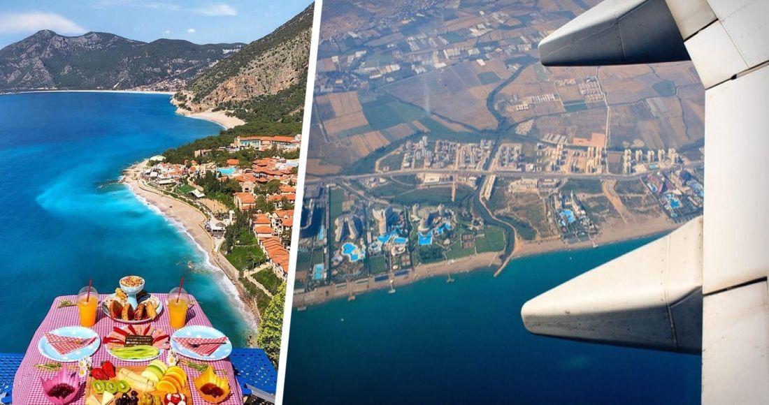 ✈ Названы реальные минимальные цены авиабилетов в Турцию, Великобританию и Танзанию