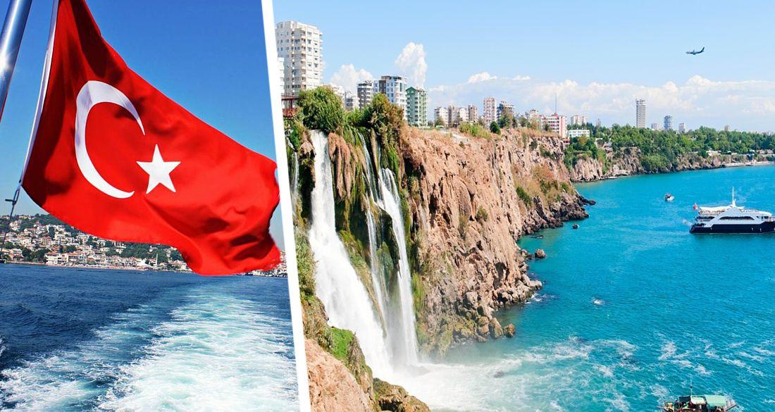 В Анталию полетели чартеры из Белоруссии: российские туристы начали бронировать туры в Турцию