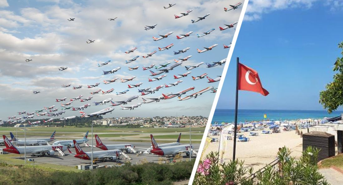 Росавиация допустила чартерные рейсы в Турцию одновременно с регулярными: цены резко подешевеют