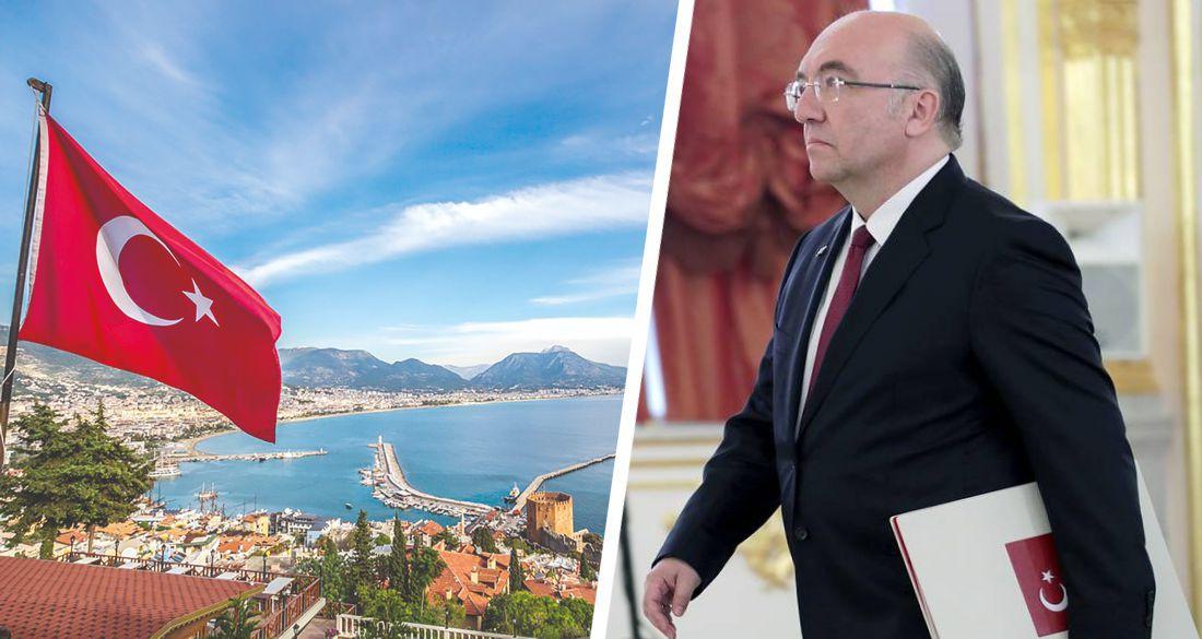 Посол Турции в России: «переговоры по открытию авиасообщения продолжаются»