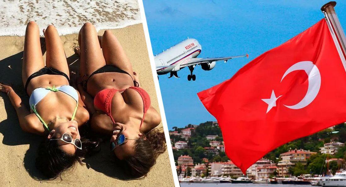 В Турции назвали дату первого чартера из России и дали прогноз о количестве российских туристов
