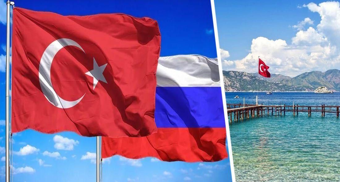 ϟ Вопрос открытия Турции не потерял актуальности после телефонного разговора глав двух стран
