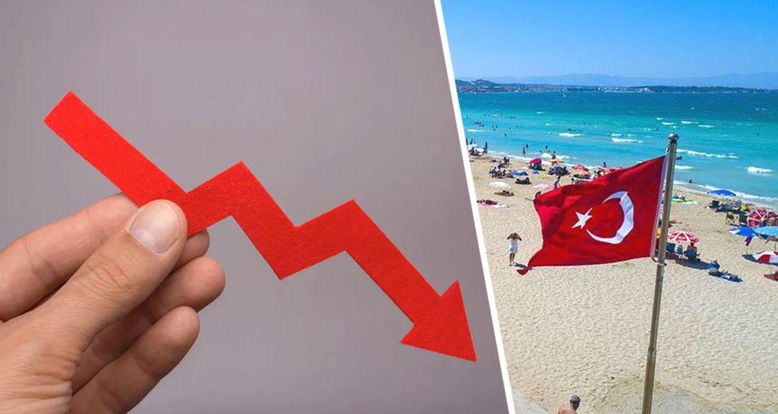В Турции подсчитали среднюю стоимость отелей в Анталии и Стамбуле: стало понятно, насколько рухнули цены и упала загрузка