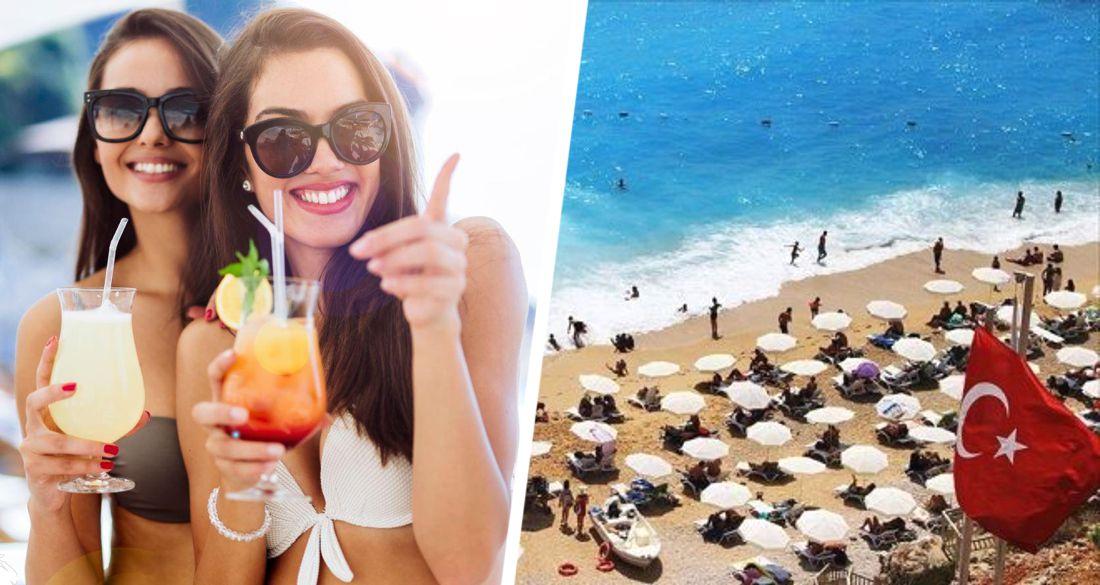 Туроператоры опубликовали расписание чартеров в Турцию и цены на отдых в Анталии