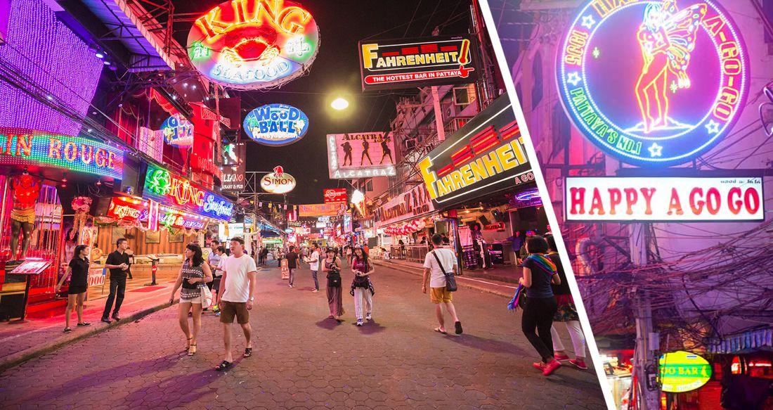 Заведения на знаменитой Уокинг-стрит в Паттайе потребовали удлинить рабочий день