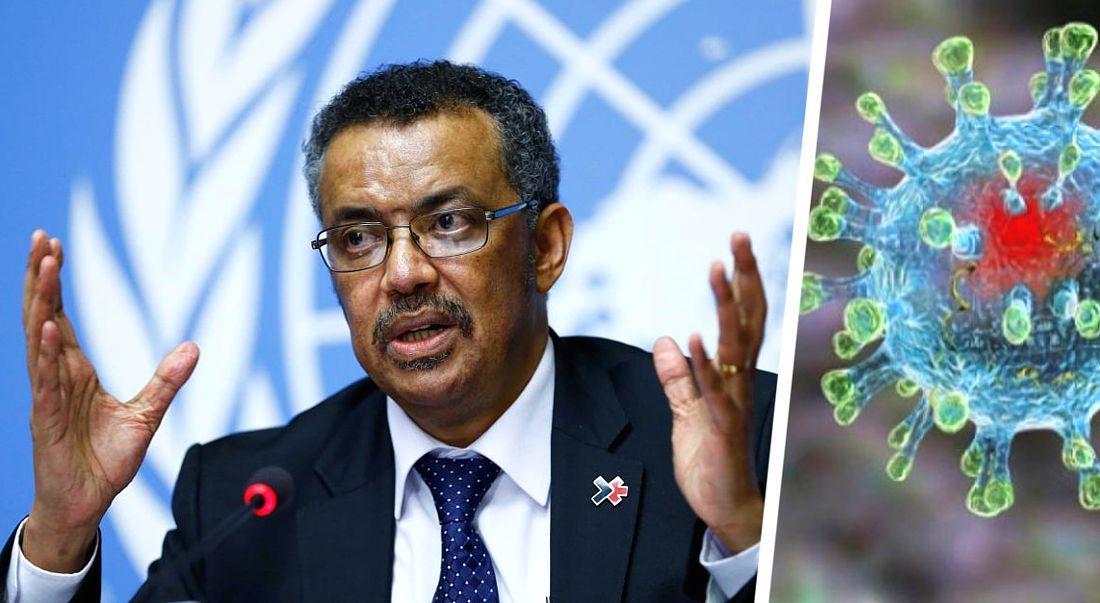 «Худшее ещё впереди»: глава ВОЗ сообщил об ускорении пандемии