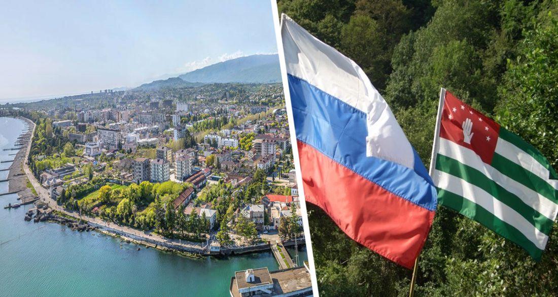 Гостиницы Абхазии не смогут принять российских туристов