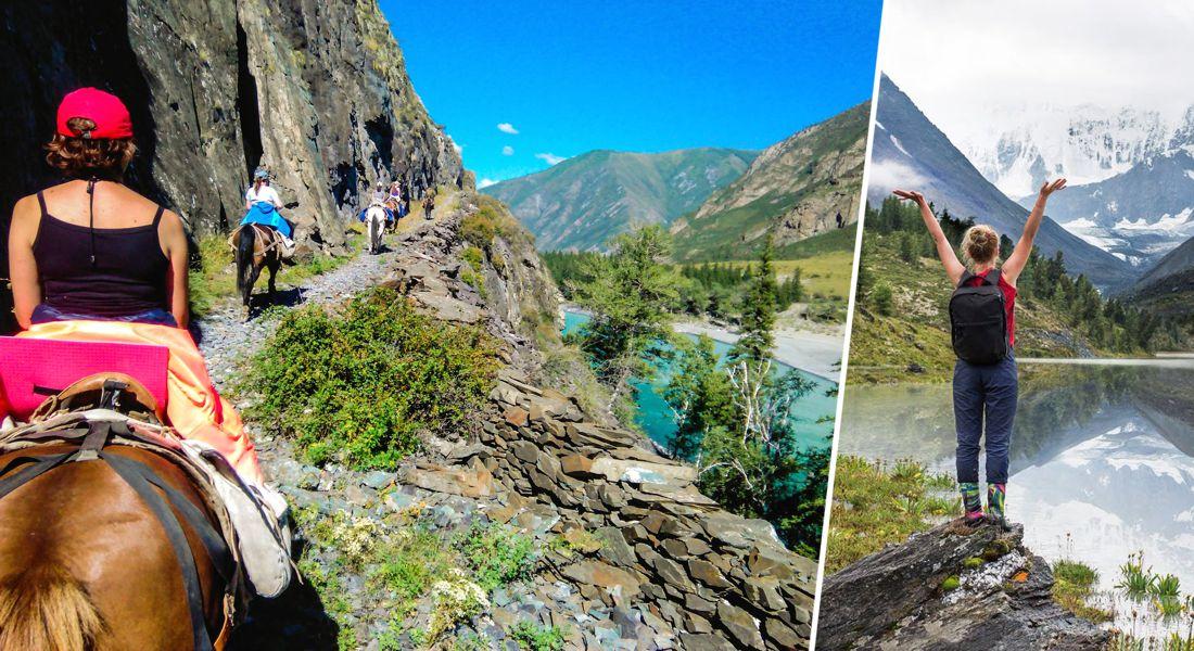 Алтай переполнен туристами: загрузка гостиниц достигла 100%