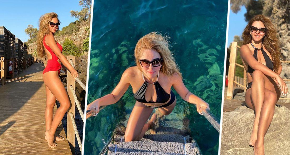 Жена шоумена Реввы осталась недовольна отдыхом в Турции: она мечтает о собственном отеле