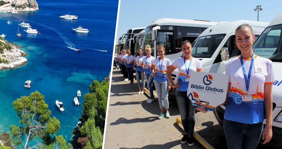 Библио-Глобус запускает чартеры на курорты Эгейского моря: расписание и цены