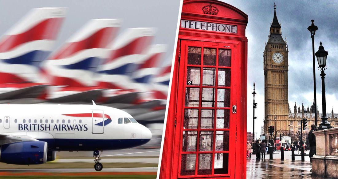 Из России начинаются рейсы в Лондон: заявлено сразу 2 авиакомпании
