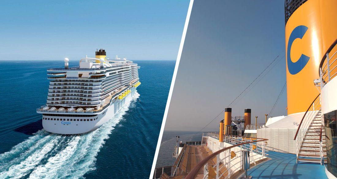 Costa Cruises возобновляет круизы по Средиземноморью