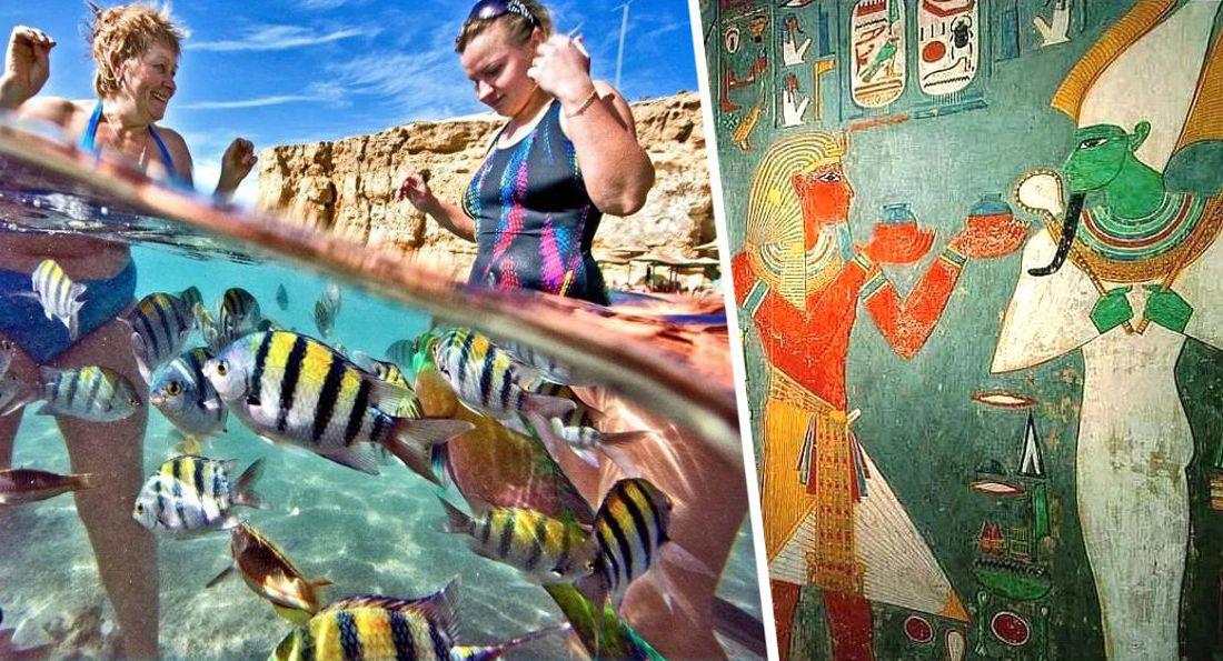 ϟ Туроператоры опубликовали цены на отдых в Египте, открыв продажу туров