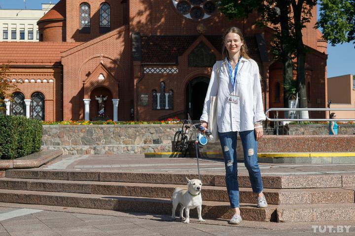 Невероятные белорусы. Как минчанка, потерявшая работу, проводит экскурсии, чтобы помогать животным
