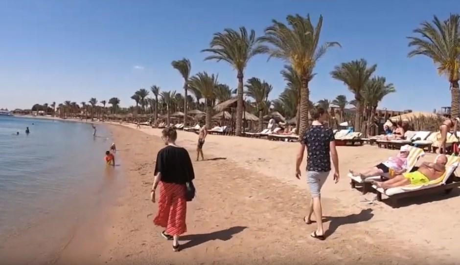 Более 100 тыс туристов посетили Египет в июле: в Хургаде и Шарм-эль-Шейхе много россиян