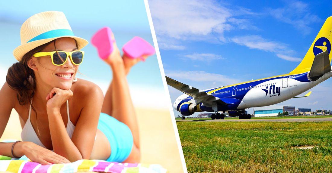 TEZ-tour опубликовал расписание полетов iFly на курорты Турции