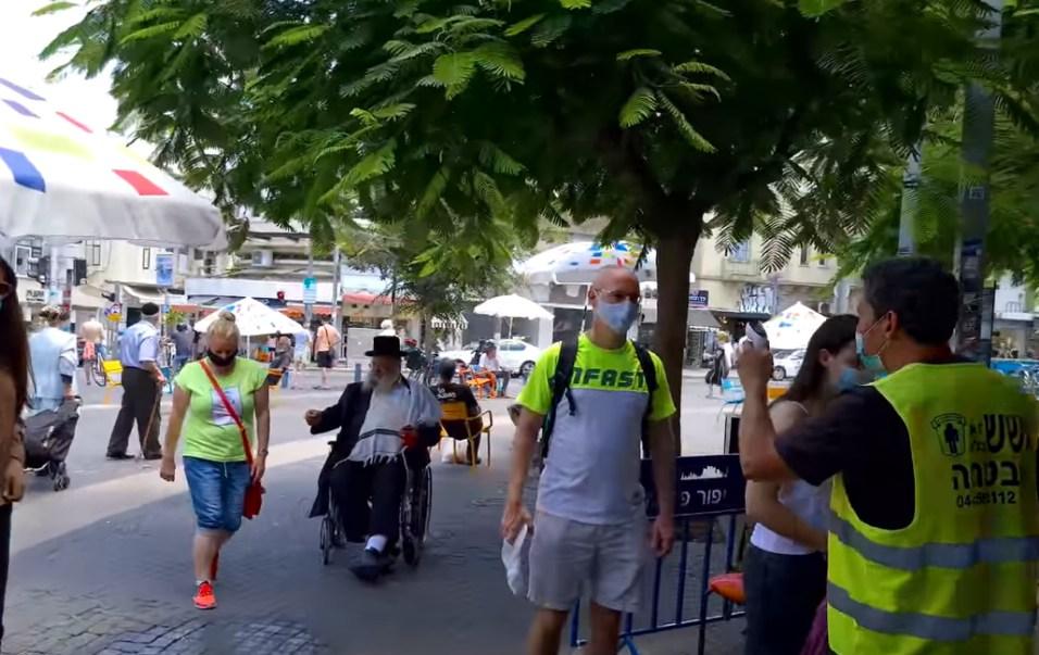 Израиль разъяснил правила въезда в страну туристов и других категорий