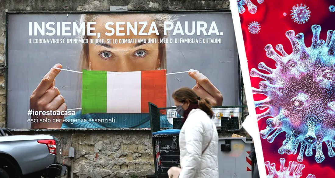 Паника в правительстве Италии: из-за падения туризма на 70% к октябрю может рухнуть вся экономика