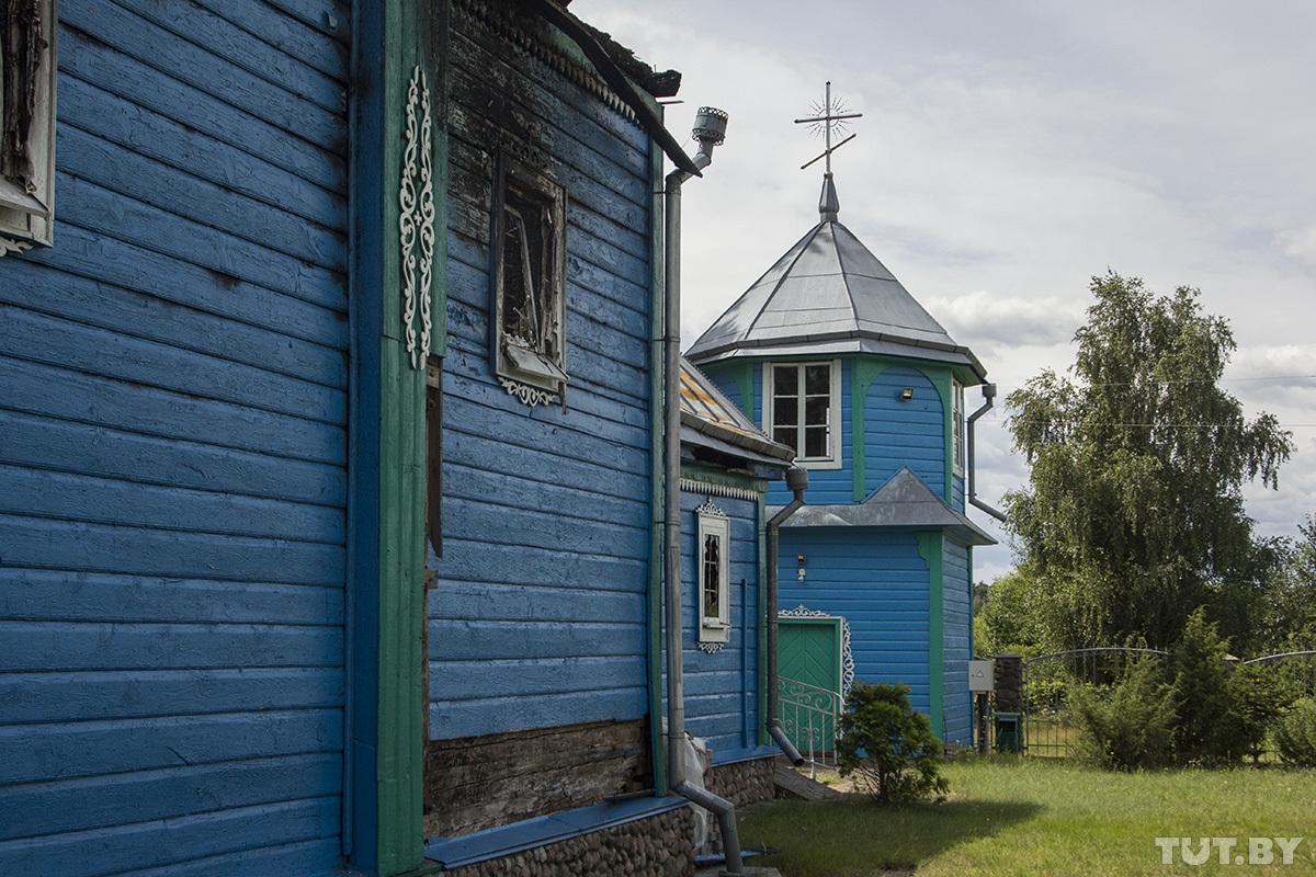 Я живу в Леликово. Как сгоревший 300-летний храм рассорил местных друг с другом, церковью и властями