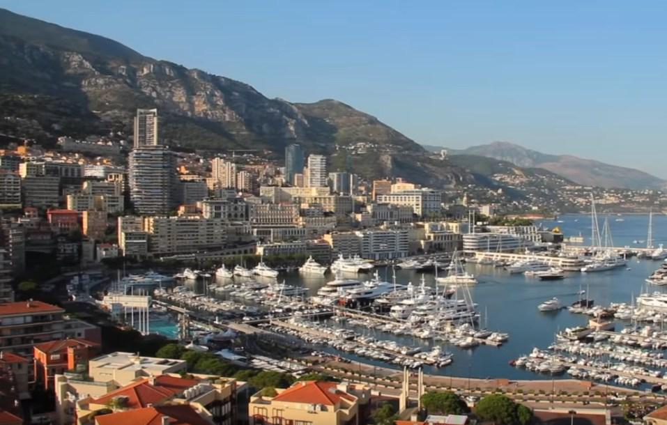 Монако вводит обязательное ношение масок