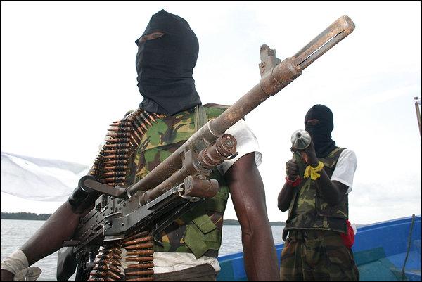 Шесть туристов расстреляны в Африке