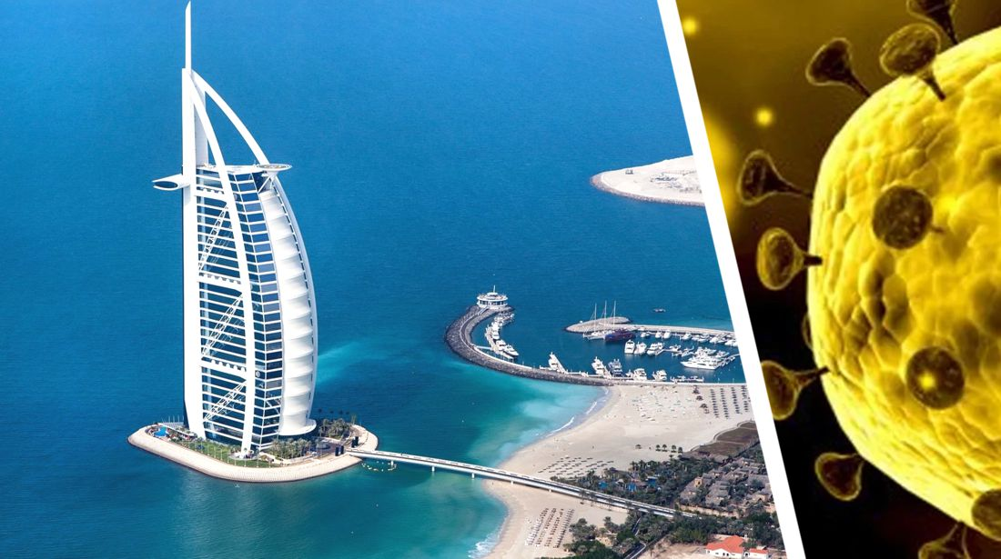 В ОАЭ вспышка коронавируса: туризм под угрозой