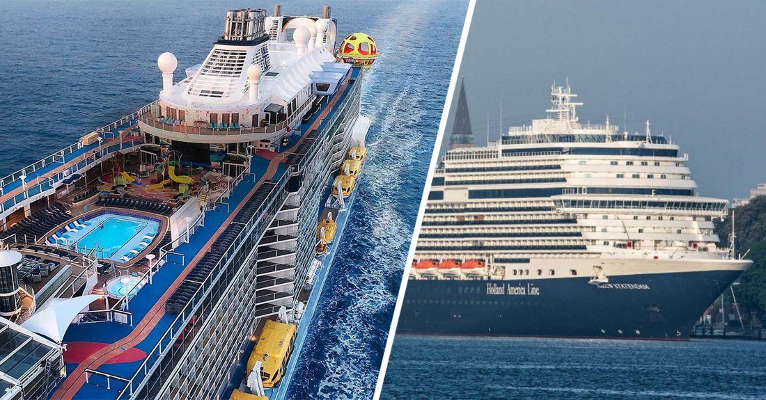 Royal Caribbean начинает распродажу кораблей из-за убытков в $1.6 млрд, а Holland America Line продлила круизную паузу до декабря