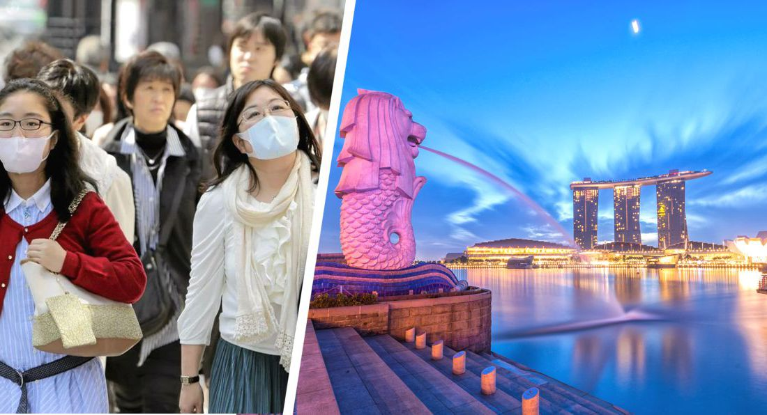 Сингапур вновь открывает границы для иностранных туристов
