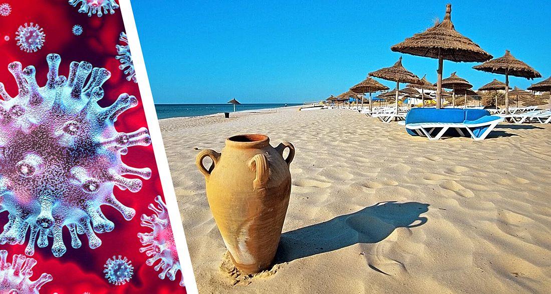 Туризм в Тунисе рухнул на 60%