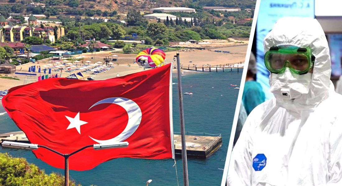 Медики: Турция движется ко второму пику первой волны Covid-19, заболел даже мэр Анталии