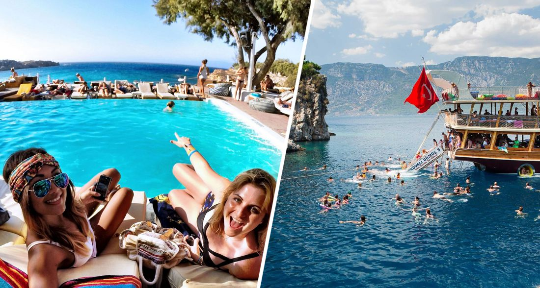 Новые блокировки европейских курортов окрылили туристический бизнес в Турции