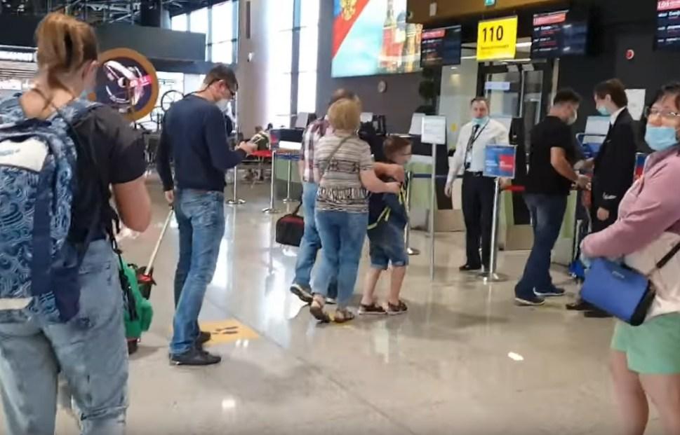 В Турцию вылетел первый рейс из Москвы