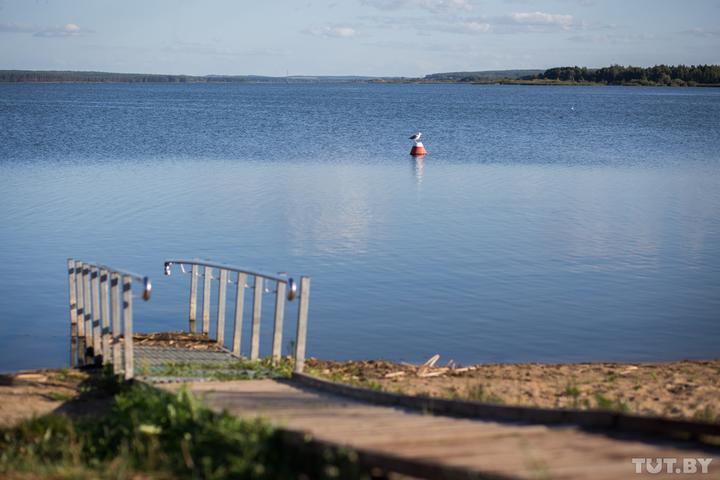 Кафе на побережье, прогулки на лодках. Для Зельвенского водохранилища разработали план развития