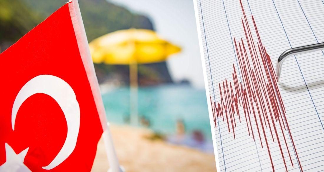 В Анталии произошло землетрясение: туристы в испытали панику