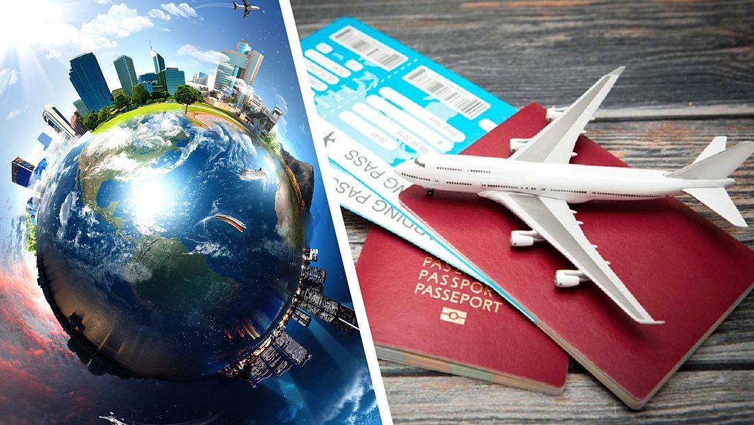 49% туристы готовы лететь на желанный курорт даже с пересадкой