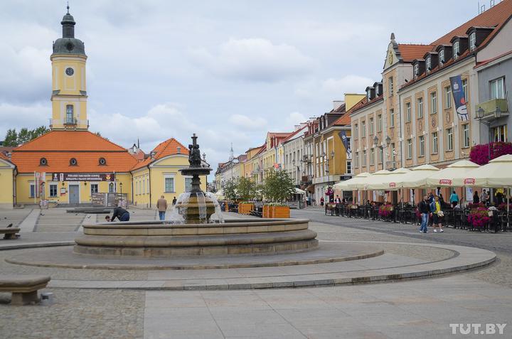 Польша открыла границы для белорусов с туристическими визами