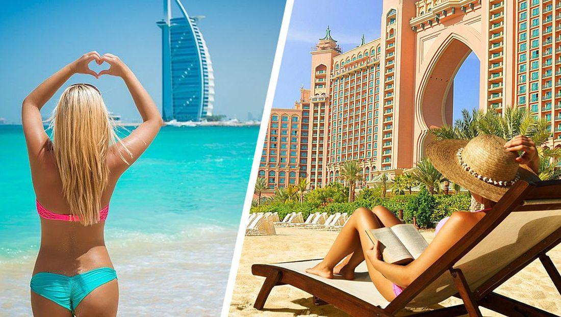 Опубликованы правила въезда туристов в ОАЭ, Египет и на Мальдивы