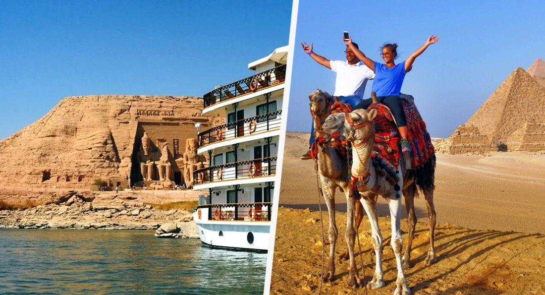 В Египте вновь открываются плавучие отели