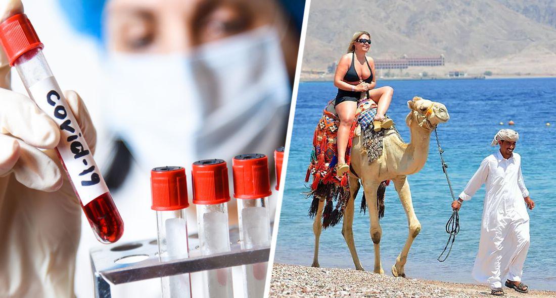 С 1 сентября на курортах Египта вводится обязательное тестирование туристов на Covid-19: рассказываем о стоимости и другие подробности