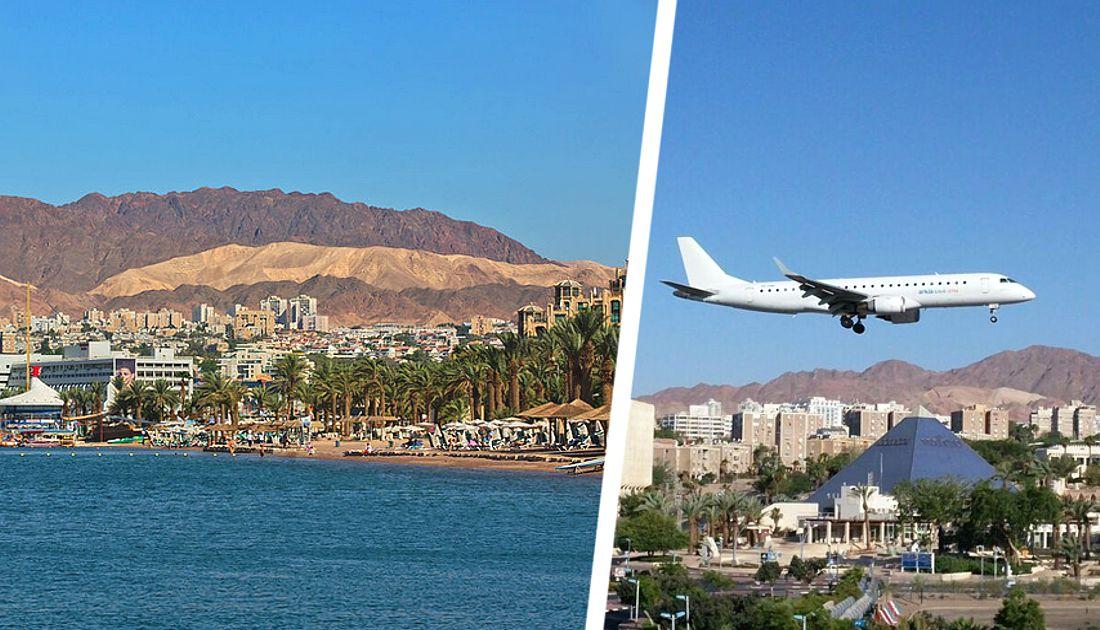 В Израиле решили расширить курорт Эйлат