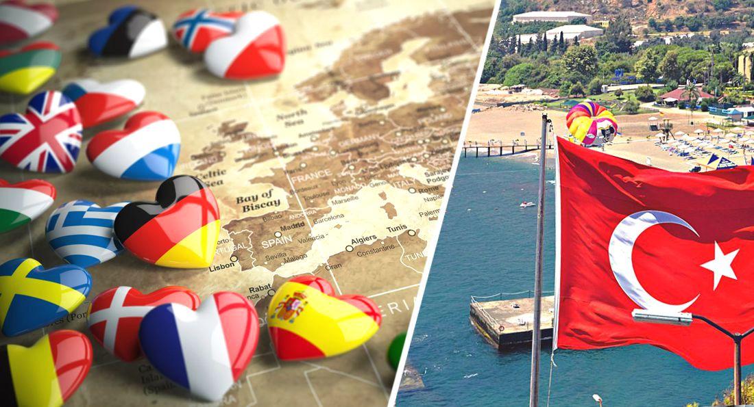 Европа может ввести санкции против туризма в Турции