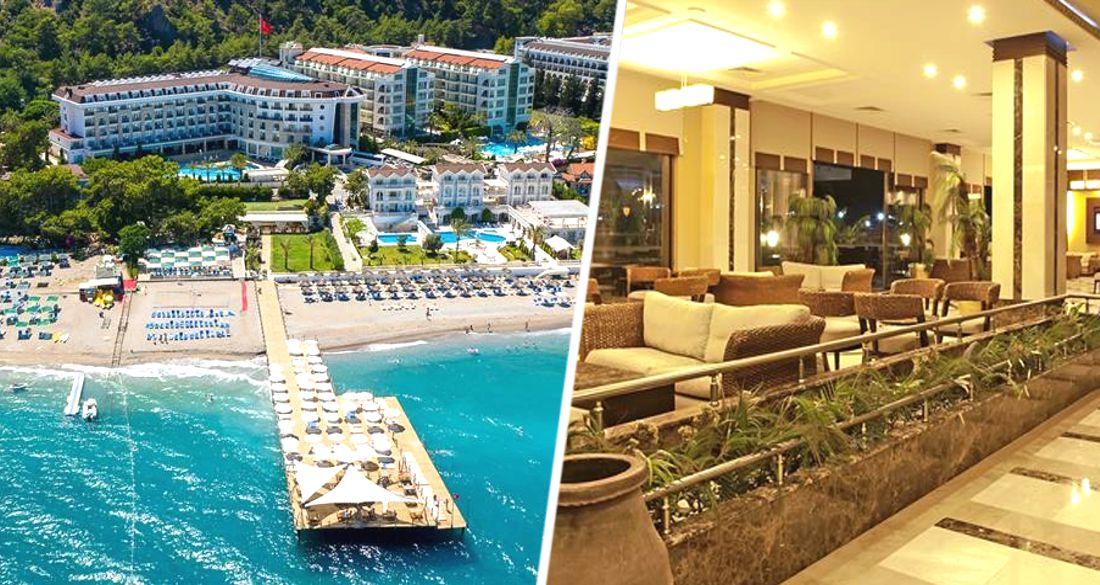 Для российских туристов TUI запустил в Турции новый отель семейной концепции FUN&SUN