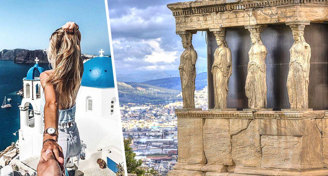 Туроператоры прокомментировали открытие Греции для российских туристов