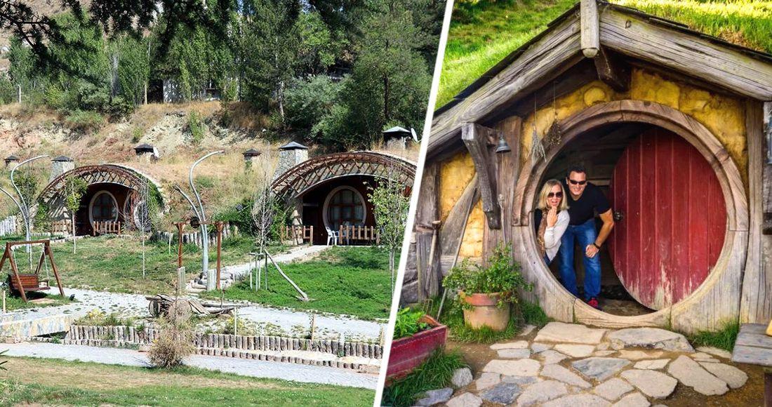 В Турции туристам начали предлагать дома Хоббитов