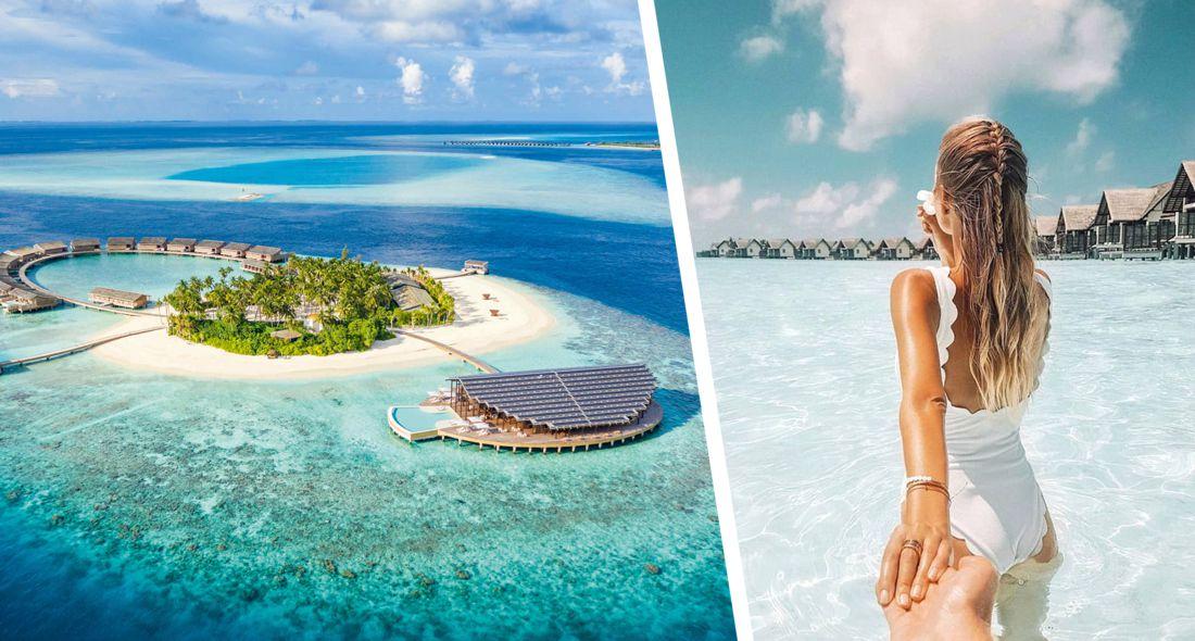 TEZ-tour запускает программу на Мальдивы: опубликованы цены и расписание