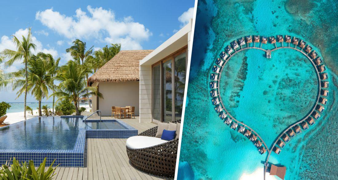 Radisson открывает свой первый отель на Мальдивах