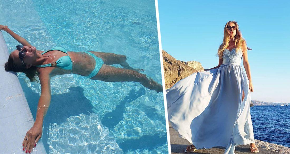 Мария Миронова показала сексуальный купальник сразу на двух курортах: в Турции и Греции