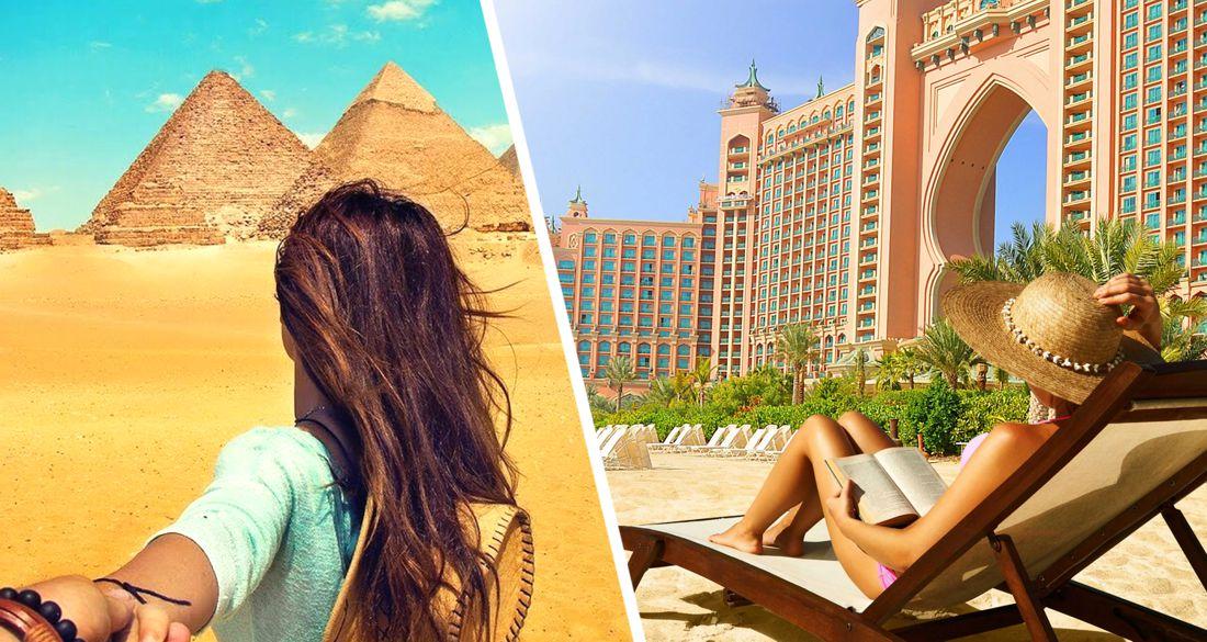 Туроператоры прокомментировали открытие ОАЭ, Египта и Мальдив для российских туристов