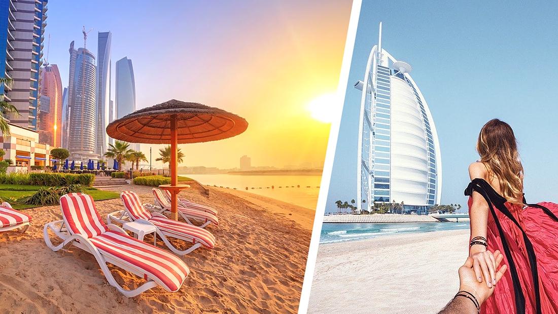 Дубай запускает для туристов парки развлечений